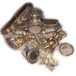 bronz saat temizliği