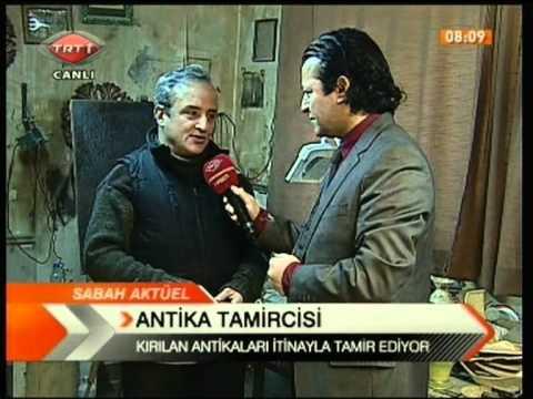 Bülent Dönmez TRT 1 Sabah Aktüel canlı yayın röportajı