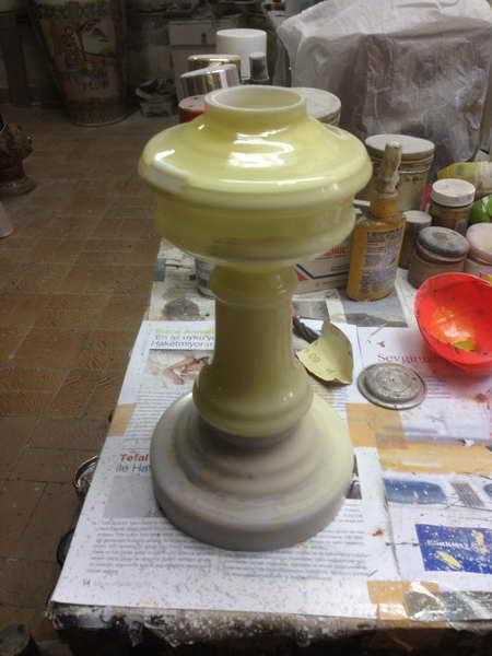 antika tamiri opalin lamba 5