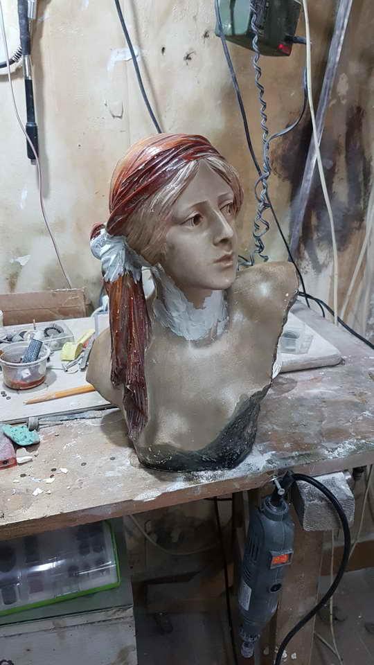 Terracotta-düzleme